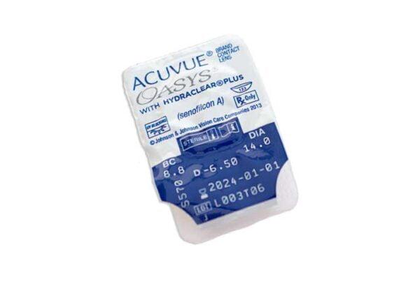 Lentes-Contato-Acuvue-Oasys-Hydraclear-Conteudo