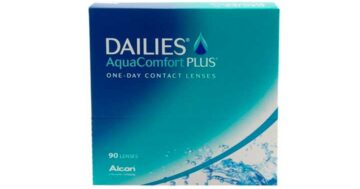Dailies AquaComfort Plus – 90 Unidades