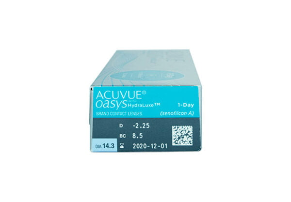 Lentes-de-Contato-Acuvue-1-Day-Oasys-Hydraluxe-Especificacoes