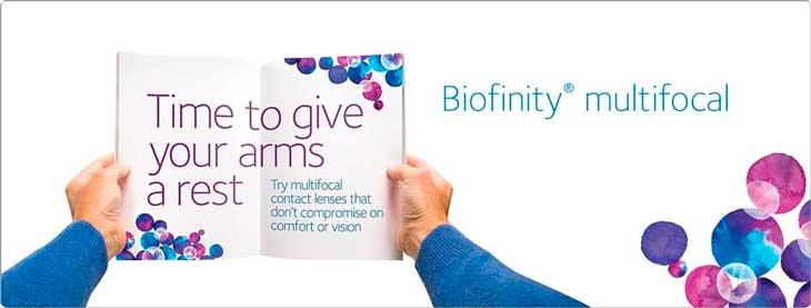 Lentes-de-Contato-Biofinity-Multifocal-Banner