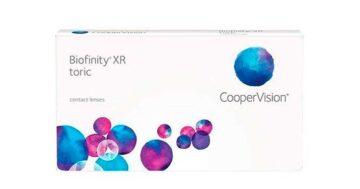 Biofinity XR Toric (Astigmatismo)