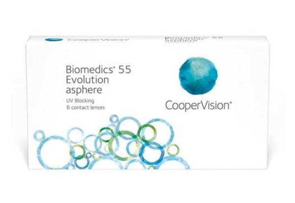 Lentes-de-Contato-Biomedics-55-Evolution