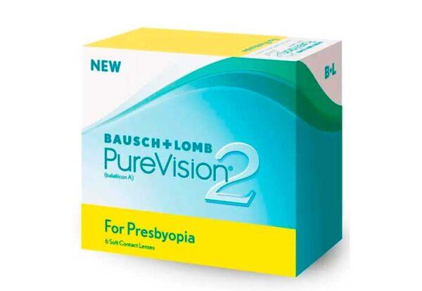 Lentes-de-Contato-Multifocal-PureVision2-Frente