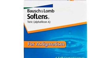 SofLens Toric (Astigmatismo)
