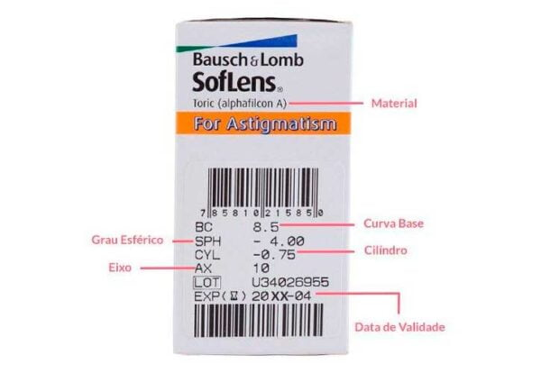 Lentes-de-Contato-SofLens-Toric-para-Astigmatismo-Especificacoes