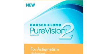 PureVision2 Toric (Astigmatismo)