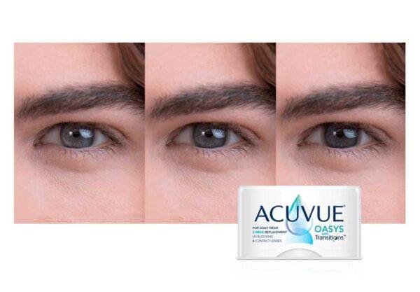 Olhos-comLentes-de-Contato-Acuvue-Oasys-com-Transitions