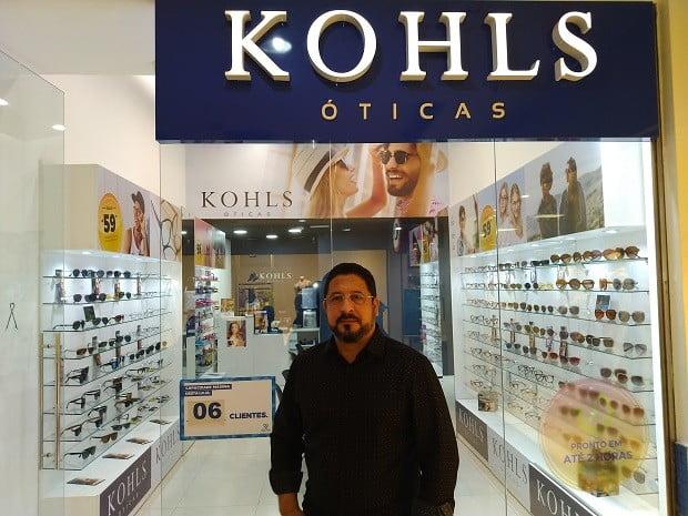 Franquia-Oticas-Kohls